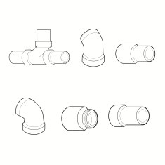 Plumbing Fittings / Valves