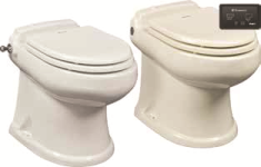 RushFlush Toilet System